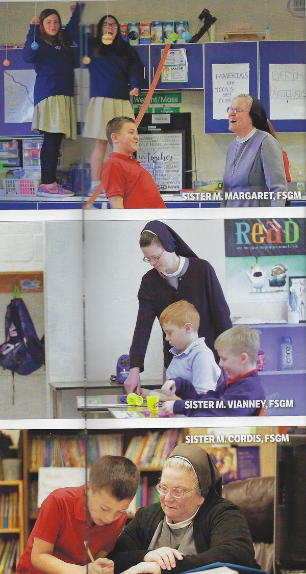 Sisters Pictures In Apostolate