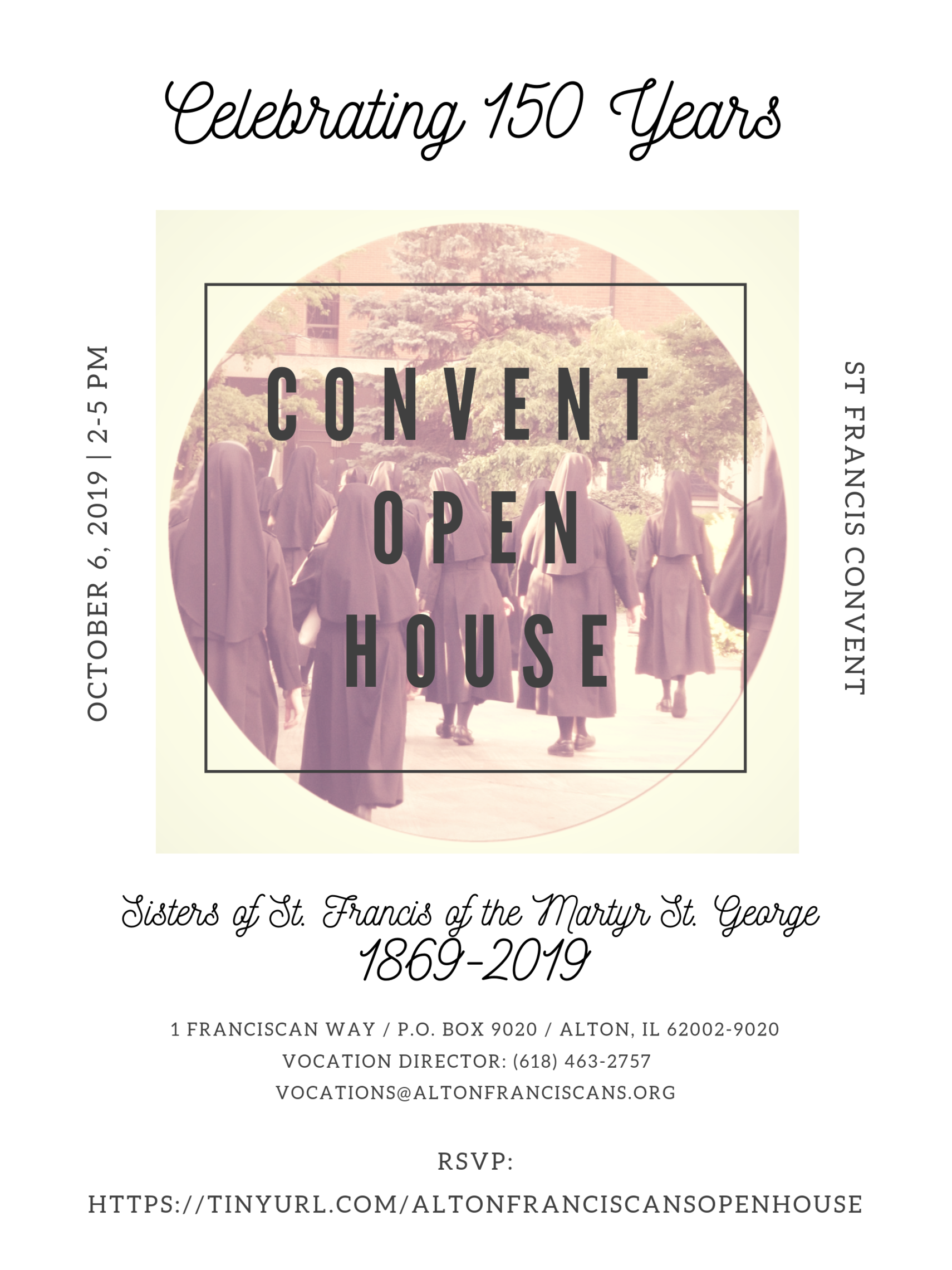 Convent Open House