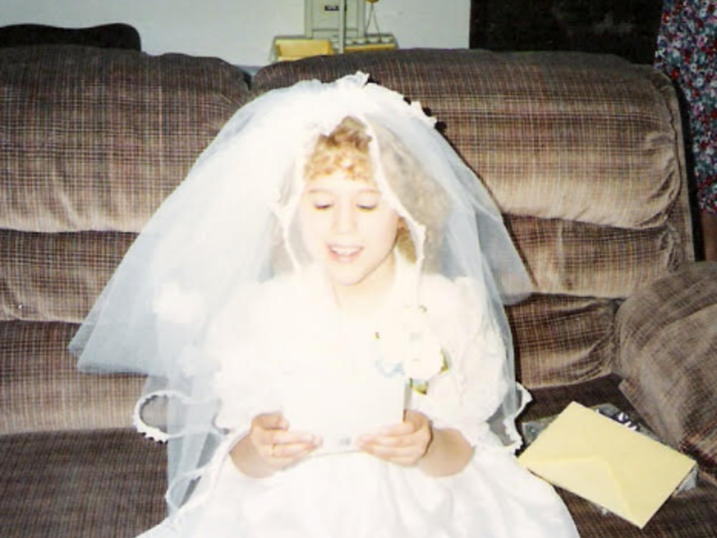 Smclementia First Communion