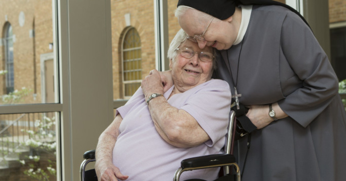 Osf Saint Francis Medical Center >> Healing His Heart | Sisters of St. Francis of the Martyr ...